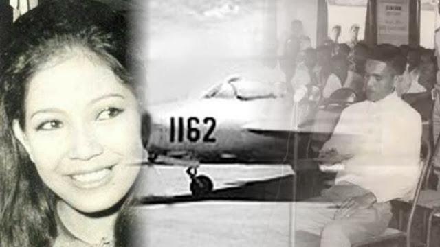 Kisah Pilot AU Bombardir Istana, gegara Isu Pacar Cantiknya Direbut Soekarno