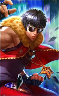 Chou Hip Hop Boy Heroes Fighter of Skins V1