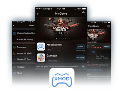 Free Download  Xmod Games V.2.3.1 Apk For Android  New Update 2016