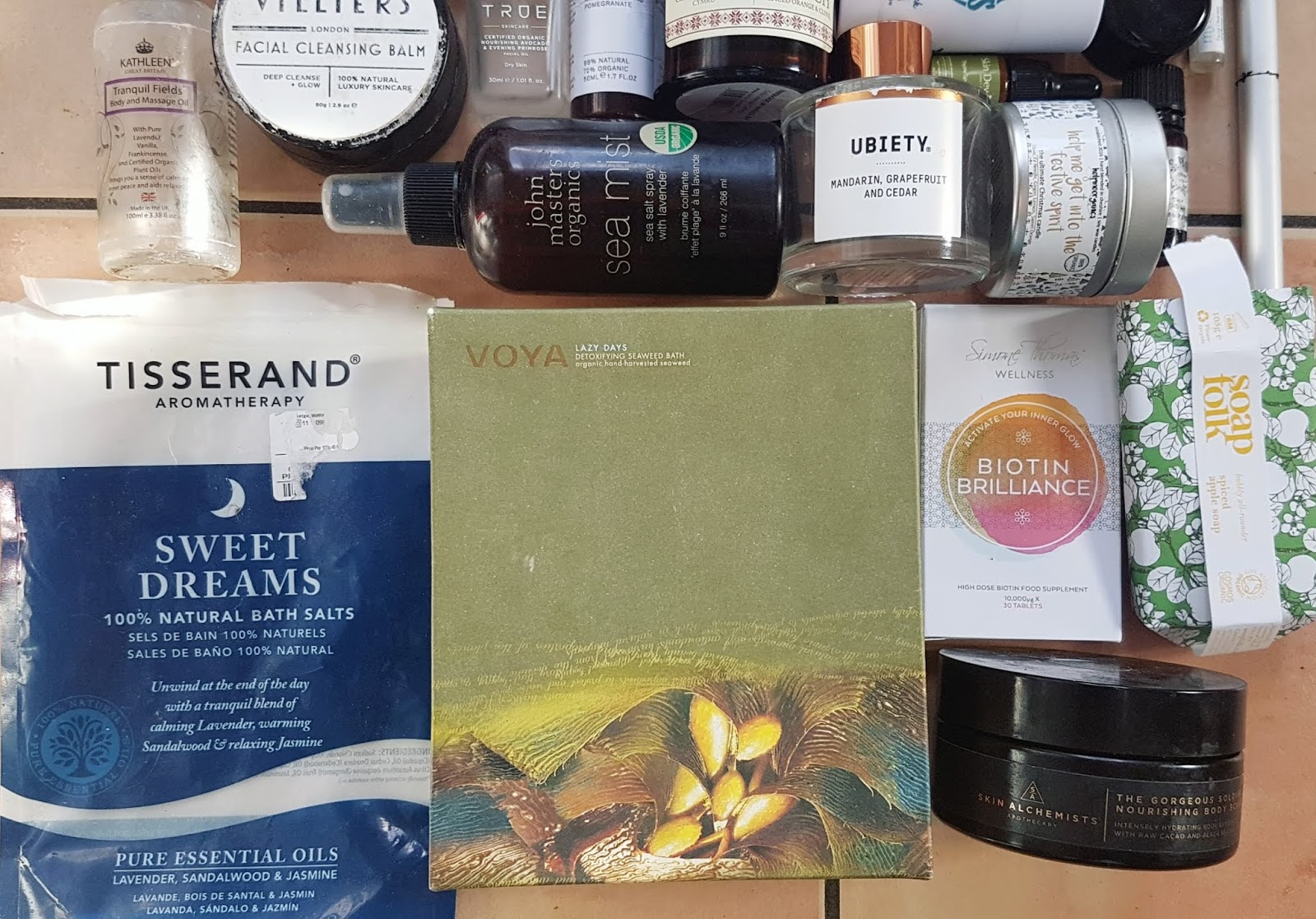 green beauty natural wellbeing empties review