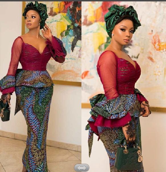 40 Latest Ankara Skirt and Blouse Styles 2021