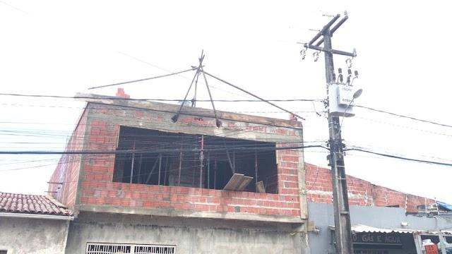 Pedreiro morre eletrocutado em obra na Zona Oeste de Natal