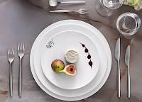 Logo Villeroy & Boch Concorso Signature Monogramma: vinci gratis Set Stoviglie, piatti e espresso MetroChic