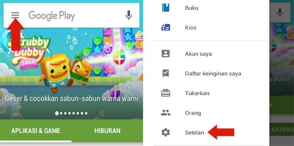 Bagaimana cara agar aplikasi di Play Store android tidak update otomatis Agar Aplikasi di Play Store Tidak Update Otomatis di Android