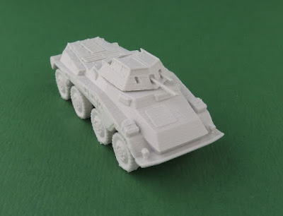 Sd Kfz 234/1 2 cm Armoured Car picture 3