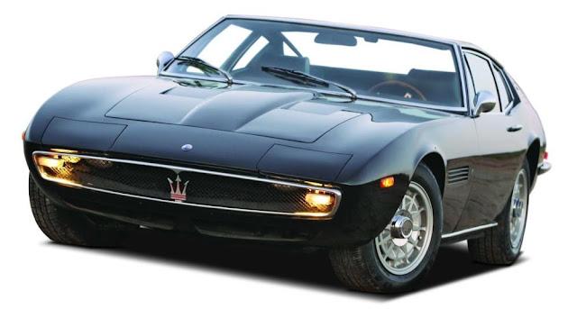 Maserati Ghibli 4.7 de 1969