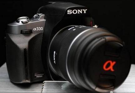 Spesifikasi dan Harga Kamera Dslr Sony A330 Terbaru