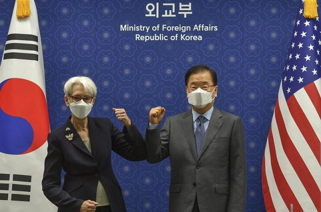 AS dan Korsel Kompak Meyakinkan Korea Utara Kembali ke Pembicaraan Nuklir