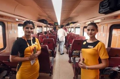 Indian Railways to Launch Tejas Express on Ahmedabad-Mumbai Route IRCTC