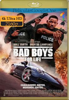 Bad Boys para Siempre (2020) [4K 2160p HDR] [Latino-Inglés] [LaPipiotaHD]