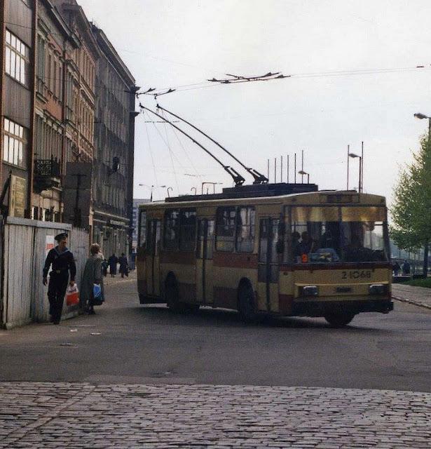 Троллейбус в СССР