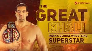 THE Great Khali Biography