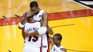 BALONCESTO (Finales NBA 2012) - Game 4: Miami remonta 17 puntos y con un carismático Mario Chalmers se acercan a su segundo título