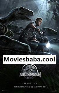 Jurassic World (2015) Full Movie Dual Audio Hindi HDRip 1080p | 720p | 480p | 300Mb | 700Mb | ESUB | {Hindi+English}