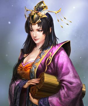 จางชุนหัว ภรรยาสุมาอี้
