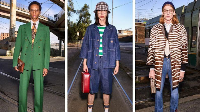 Gucci Pre-Fall 2020: Your Next Batch of Alessandro Michele-Blessed Big Fits Is Here