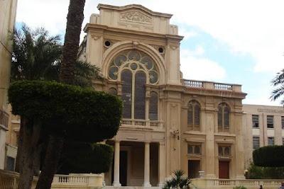 Israel anuncia participação na reabertura de sinagoga histórica em Alexandria, Egito