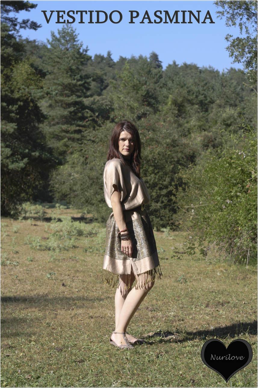 Vestido pasmina, un vestido ideal para el verano