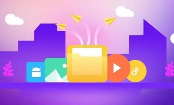 تطبيق ShareMe: تبادل ونقل الملفات بين الهاتف والحاسوب بسرعة كبيرة