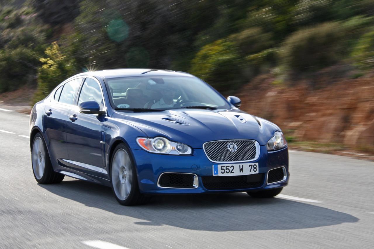 Cool Cars: Jaguar XFR