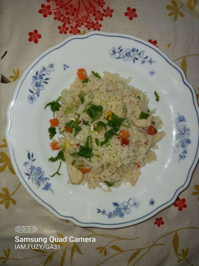Nasi Goreng Butter Simple Dan Sedap
