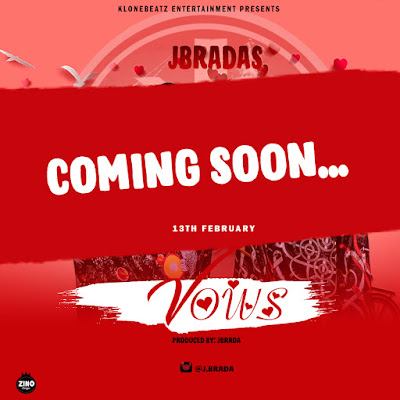 Jbrada set to drop a new track!!