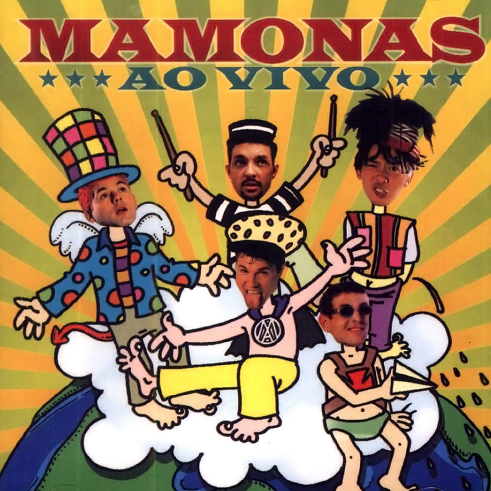 Mamonas Assassinas - Mamonas Ao Vivo [2006]