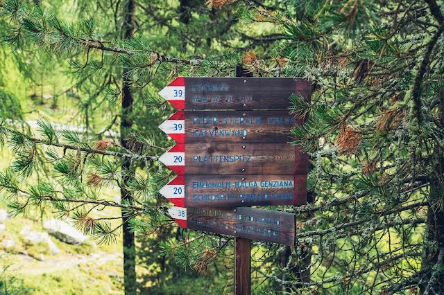 Plattenspitze – Punta delle Laste 3.422m  Bergtour-Martelltal  Wanderung-Martell  Wandern-Südtirol 02