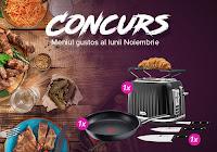 Castiga un Toaster Style Black 2 slices + un Set cutite 3 piese TWIN Chef