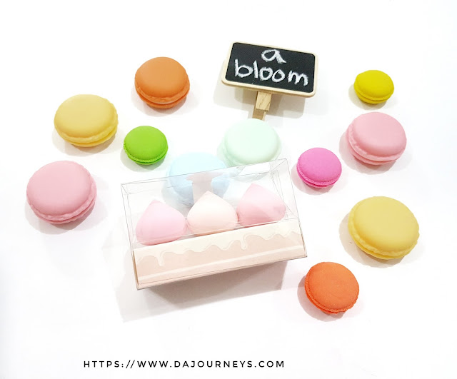 [Review] A'BLOOM Baby Meringue Puff