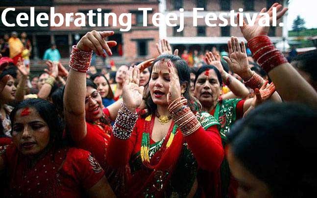 When is Teej in Nepal