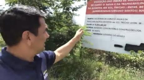 Wellington do Curso: Governador Flávio Dino deveria ter vergonha na cara!!!