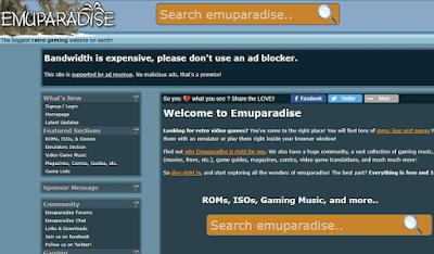 emuparadise site