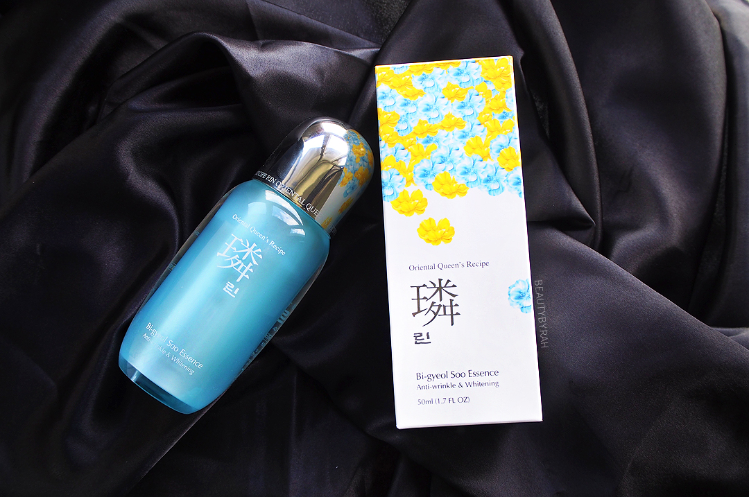 Hansaeng Cosmetics RIN Bi-gyeol Soo Essence Review