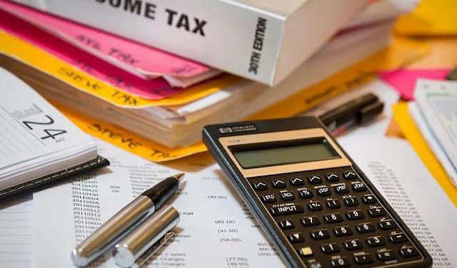 gambar pajak perpajakan