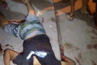 Menor é morto a tiros, em Chapadinha