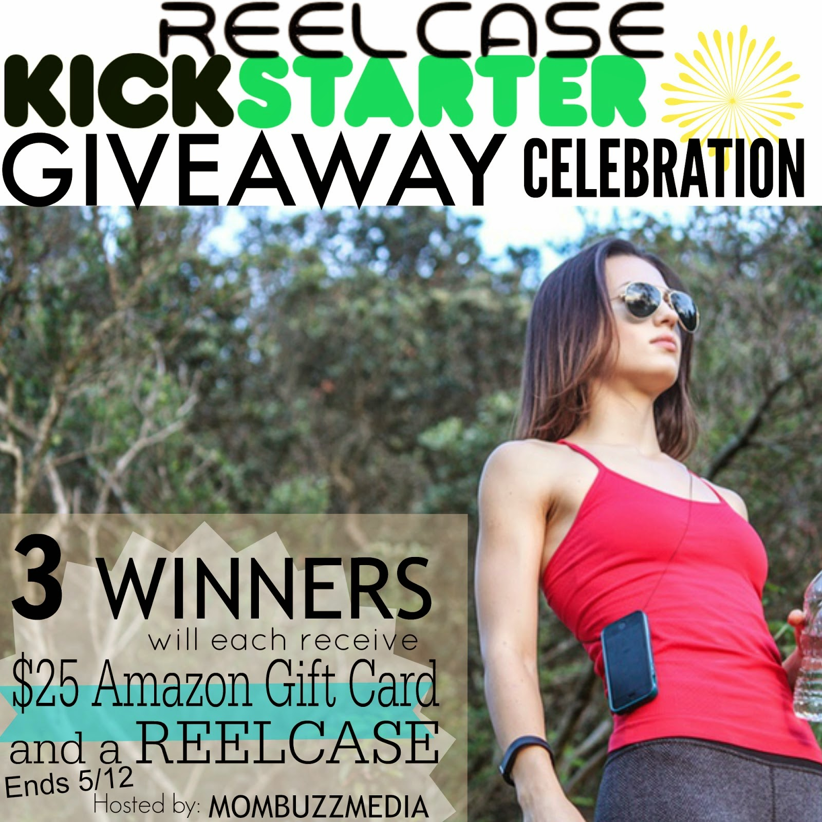 Enter the ReelCase Giveaway. Ends 5/12.