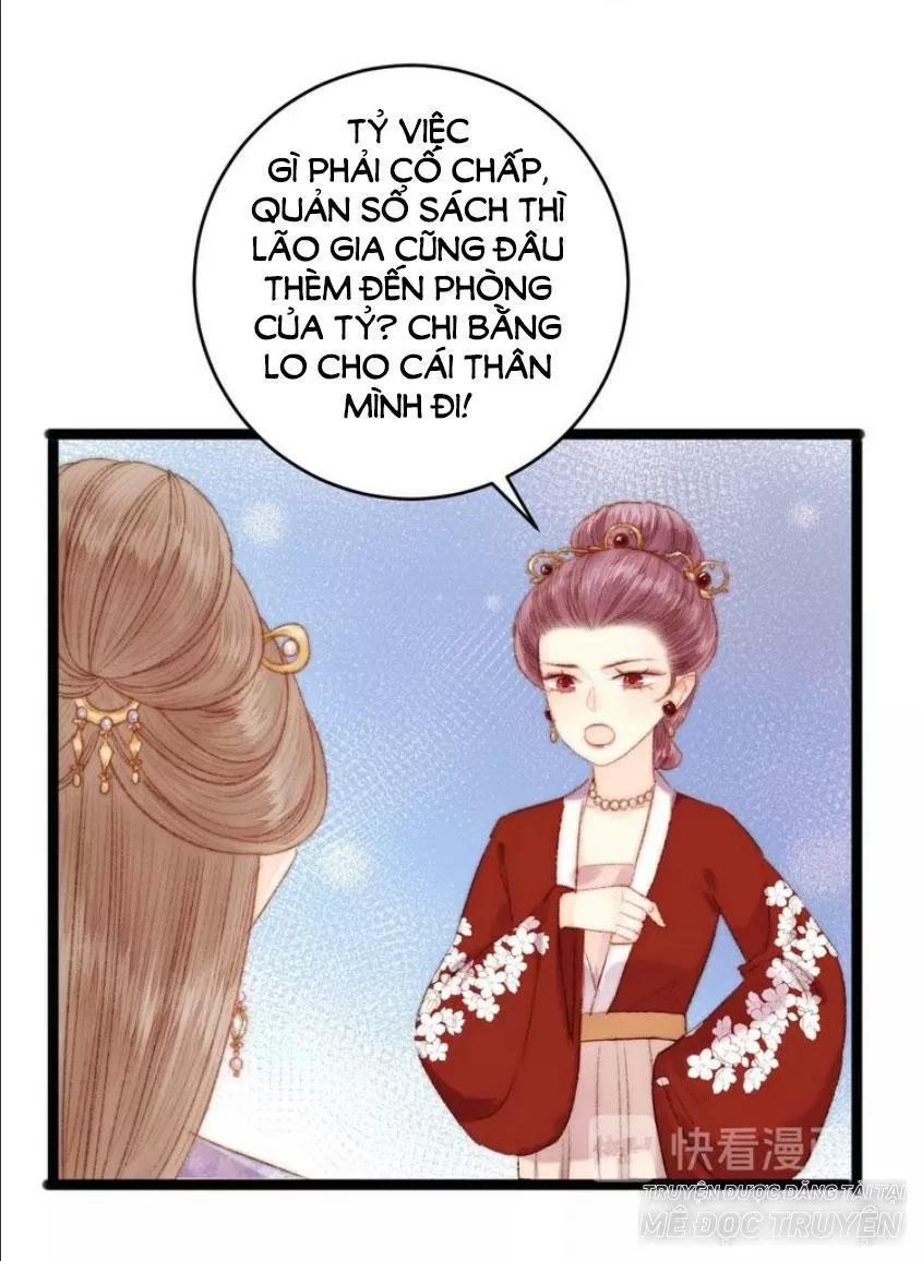 Nàng Phi Cửu Khanh - Thần Y Kiều Nữ chap 50 - Trang 22