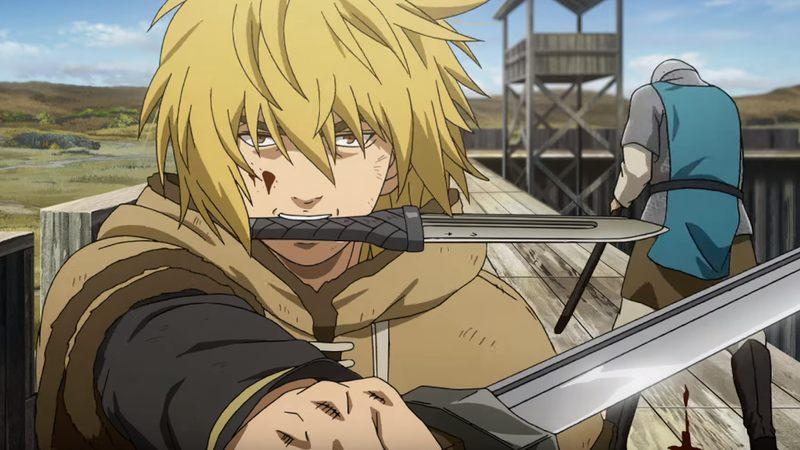 anime bertemakan history tentang viking yang jarang diketahui namun sangat seru