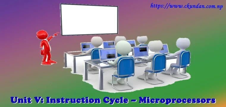 Instruction Cycle – Microprocessors