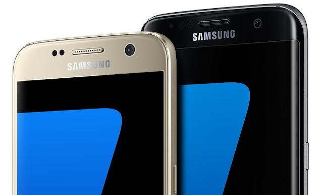 Ricarica veloce Samsung Galaxy S7 e S7 edge