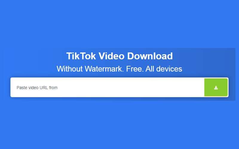 Download Video TikTok Tanpa Watermark Tanpa Aplikasi (teknolagi.net)