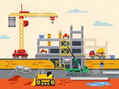 perancah dan struktur bangunan