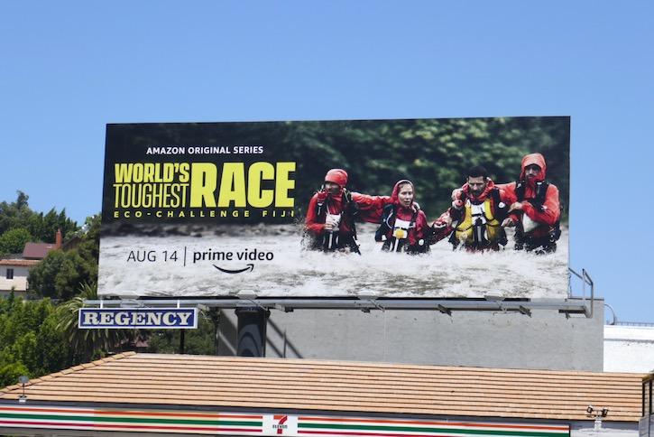 Worlds Toughest Race Eco-Challenge Fiji billboard