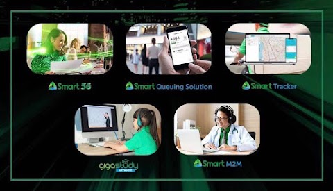 Smart keeps moving forward with PLDT Enterprise latest wireless solutions