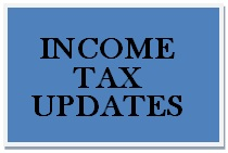 IT Department release pending income tax upto 5lakh, gst-msme-custome refund,
