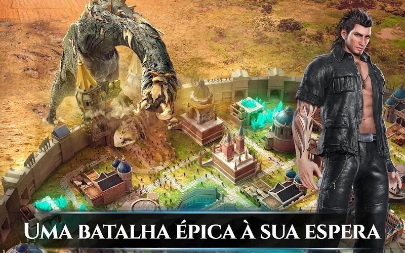 Final Fantasy 15: Novo Império Infinito