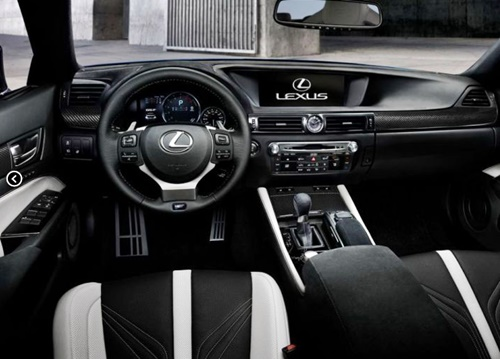 2016 Lexus GS f Design Reviews & Release Date