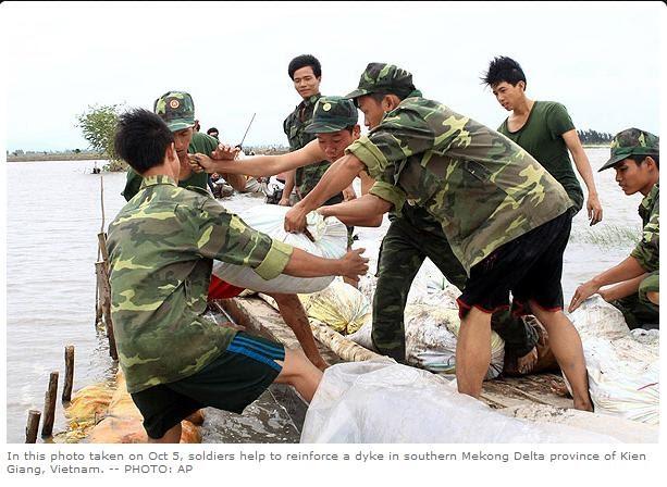 vietnamese dykes