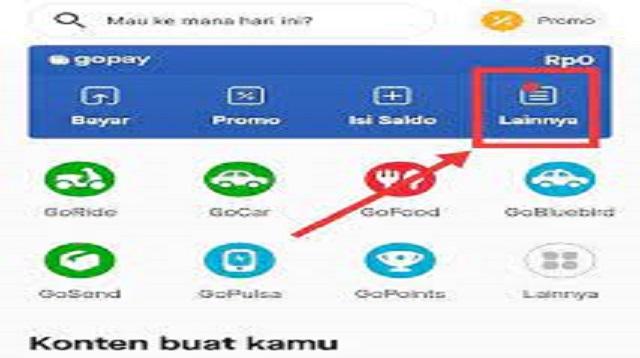 Cara Upgrade Gopay Plus Dengan Mudah